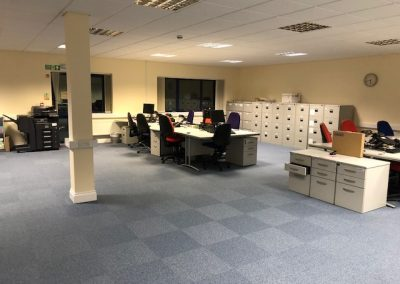 office-refit-desks